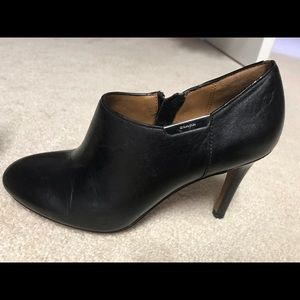 Coach booties! Worn only once!